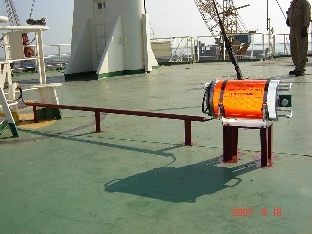 portfolio navy